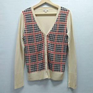 Merona cardigan v-neck long sleeve sweater Small